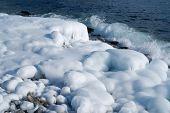 Winter On Sea