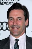 John Hamm at Reel Stories Real Lives presented by The Motion Picture & Television Fund, Milk Studios, Los Angeles, CA 10-20-12