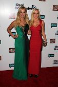 Taylor Armstrong, Camille Grammer at