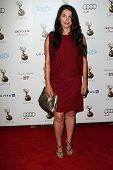 Julia Ormond at the 64th Primetime Emmy Award Performer Nominee Reception, Spectra by Wolfgang Puck, West Hollywood, CA 09-21-12