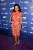 Julia Louis-Dreyfus at the Variety and Women In Film Pre-Emmy Event, Scarpetta, Beverly Hills, CA 09-21-12