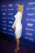 Amalie Wichmann at the Variety and Women In Film Pre-Emmy Event, Scarpetta, Beverly Hills, CA 09-21-12