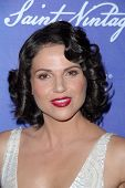 Lana Parrilla at the Variety and Women In Film Pre-Emmy Event, Scarpetta, Beverly Hills, CA 09-21-12