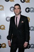 Zachary Quinto at the GQ Men Of The Year Party, Chateau Marmont, West Hollywood, CA 11-13-12