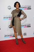 Brandy Norwood at the 40th American Music Awards Arrivals, Nokia Theatre, Los Angeles, CA 11-18-12