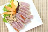 picture of friction  - Sour pork - JPG
