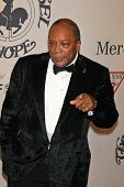 Quincy Jones at the 17th Carousel of Hope Ball to benefit The Barbara Davis Center for Childhood Diabetes. Beverly Hilton Hotel, Beverly Hills, CA. 10-28-06