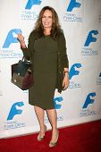 Catherine Bach at the Saban Free Clinic Gala, Beverly Hilton, Beverly Hills, CA 11-19-12