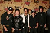 Avenged Sevenfold at the Fuse Fangoria Chainsaw Awards. Orpheum Theatre, Los Angeles, CA. 10-15-06