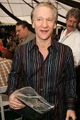 Bill Maher at 2006 Safari Brunch Fundraiser For The Wildlife Waystation. Playboy Mansion, Los Angele