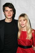 Josh Janowicz and Emilie de Ravin at the Gen Art 9th Annual Fresh Faces in Fashion event, Barker Han