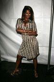 Traci Bingham at the Gen Art 9th Annual Fresh Faces in Fashion event, Barker Hanger, Santa Monica, CA 10-13-06