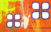 Orange Grunge