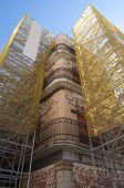 Edificio de la restauración
