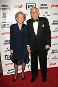 Barbara Marshall and Garry Marshall at the 21st Annual American Cinematheque Award Honoring George C