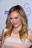 Hilary Duff at the 2012 March Of Dimes Celebration Of Babies, Beverly Hills Hotel, Beverly Hills, CA 12-07-12