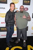 Allen Haff, Clinton 'Ton' Jones at Spike TV`S Video Game Awards 2012, Sony Pictures Studios, Culver City, CA 12-07-12