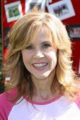 CENTURY CITY - OCTOBER 19: Linda Blair at the kick off for