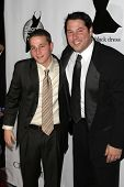 BEL AIR, CA - NOVEMBER 18: Shawn Pyfrom and Greg Grunberg at the 5th Annual