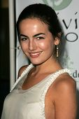 LOS ANGELES - NOVEMBER 10:  Camilla Belle at the Los Angeles Premiere of