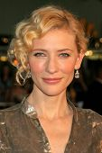 WESTWOOD, CA - NOVEMBER 05: Cate Blanchett at a Special Presentation of