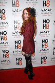 Phoebe Price at the NOH8 Campaign 4th Anniversary Celebration, Avalon, Hollywood, 12-12-12