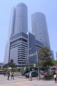 Nagoya JR Central towers Japan