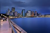 Circular Quay Sydney And Cbd, Australia