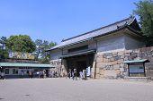 Nagoya Castle entrance Japan