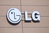 LG Company sign