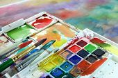 Watercolor Paintbox