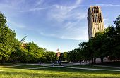 Bell Tower - University of Michigan - Ann Arbor