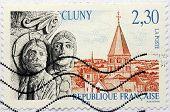 Cluny Stamp