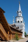 Tower In The Moscow Kremlin