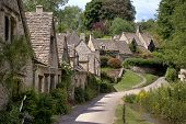 Pretty Cotswold Village