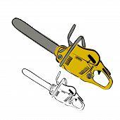 Chain saw 2