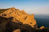 ������, ������: Rock In Karadag National Park Near Koktebel