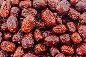 Dried Red Chinese Jujube.