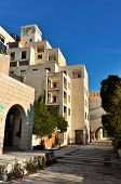 Abandoned Hotel Belvedere in Dubrovnik