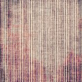 Old grunge template. With different color patterns: gray; purple (violet); brown; yellow