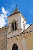 Church of Annunziata. Altamura. Puglia. Southern  Italy.