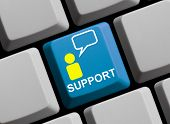 Computer Keyboard Support