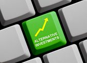 Computer Keyboard Alternative Investments