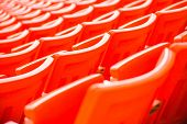 image of bleachers  - stadium - JPG