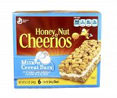 Honey Nut Cheerios Cereal Bars