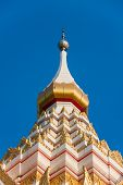 Pinnacle Of Thai Temple
