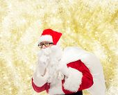 pic of hush  - christmas - JPG