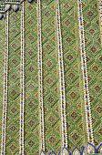 Pattern Mosaic Tile Asia Style