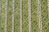 Pattern Mosaic Tile Style Asia