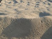 Structure Of The Sand